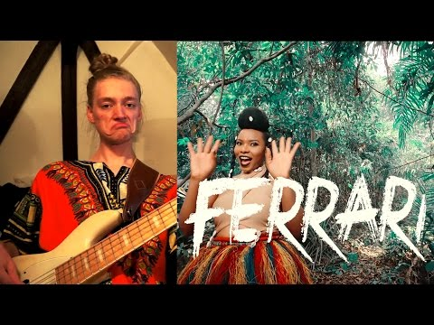 Yemi Alade - Ferrari on Bass!