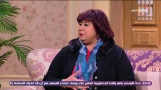 السفيرة عزيزة - د/ إيناس عبد الدايم ... الصعاب التي واجهتها وكيف إستطاعت تخطي هذه الصعوبات