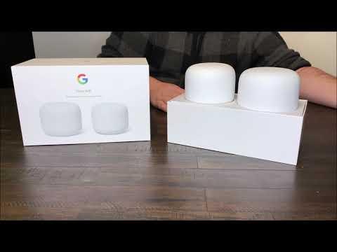 Google Nest WiFi Blogger review