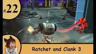 Ratchet and Clank 3 part 22 - Secret agent Clank