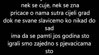 Nihad Fetic Hakala - Dar Mar - Lyrics