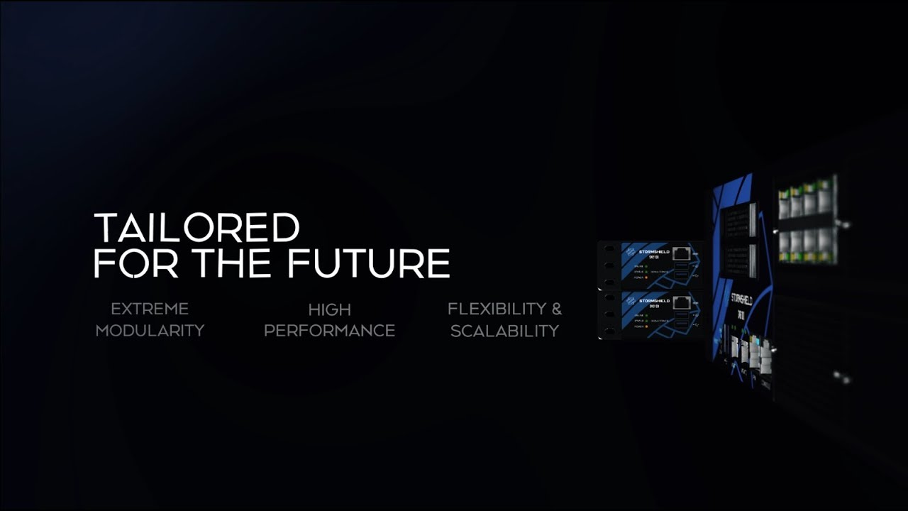 Stormshield Network Security: a new range tailored for the Future