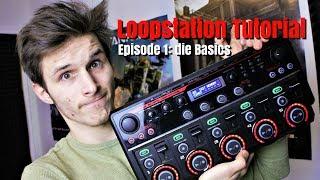 FriiDon - Loopstation Tutorial Episode 1 für Einsteiger