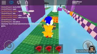 Roblox- Sonic E Tails 😀