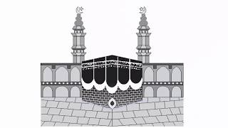Beautiful upgrade khana kaba 2019 - new video of makkah in coreldraw