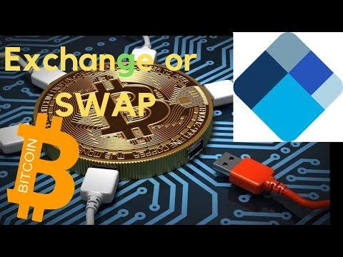 How To Exchange/SWAP Bitcoin On Blockchain.com