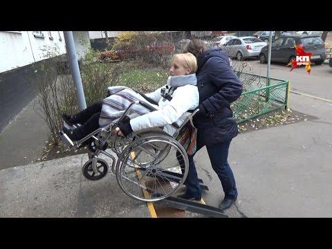 Корреспондент «КП» проверила, каково это: быть колясочником в столице