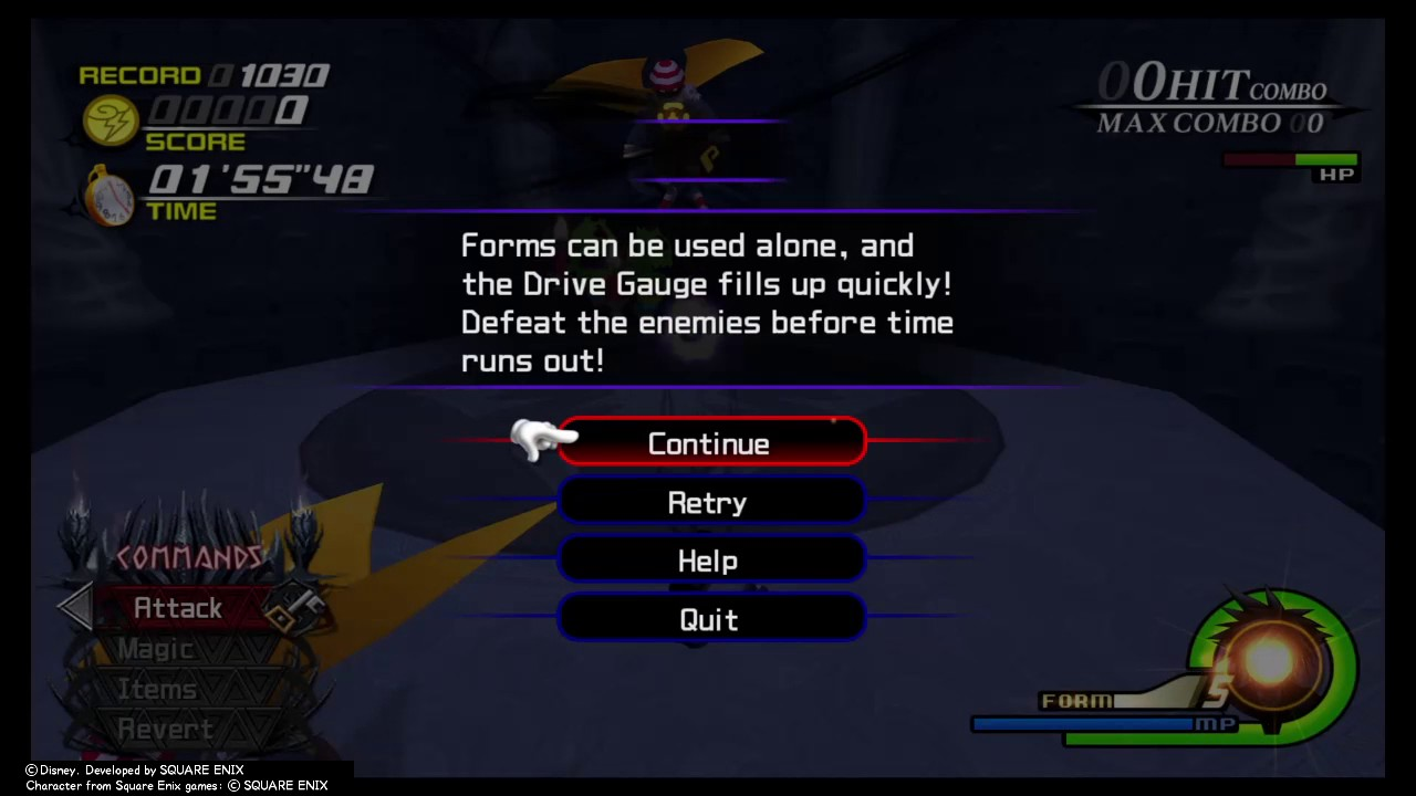 Guide] KH2FM HD PS4 - Get Final Form in 2 Minutes or Less - YouTube