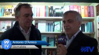 Enrico Rossi presenta il libro