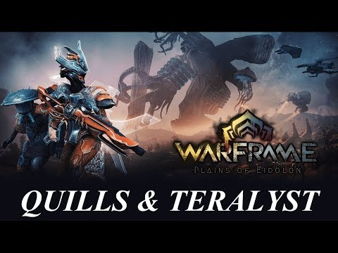 Plains of Eidolon - First Impressions & Overview - The Quills & How To Kill The Teralyst