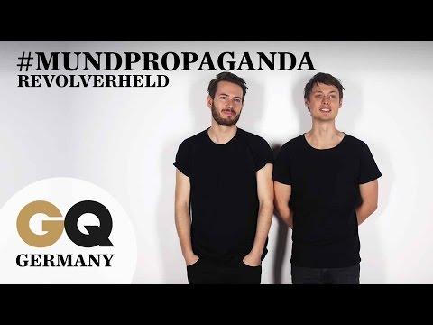Revolverheld im Interview | #Mundpropaganda