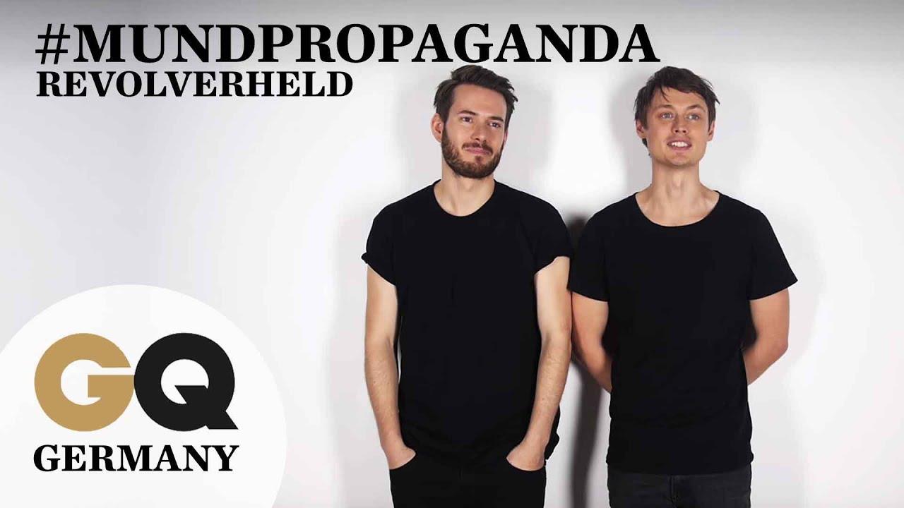 Revolverheld im Interview | #Mundpropaganda - YouTube