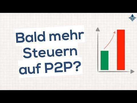 Abschaffung Der Abgeltungssteuer? - Ein Problem Für P2P I P2P-Wissen