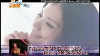 JAMOSA NEW SINGLE 『SEASON CHANGES FEAT.MEGARYU 』TVCM.
