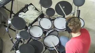 """You Got Me Rockin"",  Rocker Drum and Guitar Instrumental"
