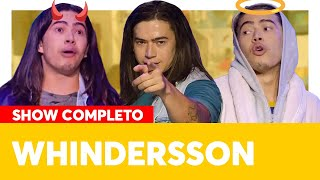 Os Stand Ups do Whindersson! | SHOW COMPLETO | Os Roni