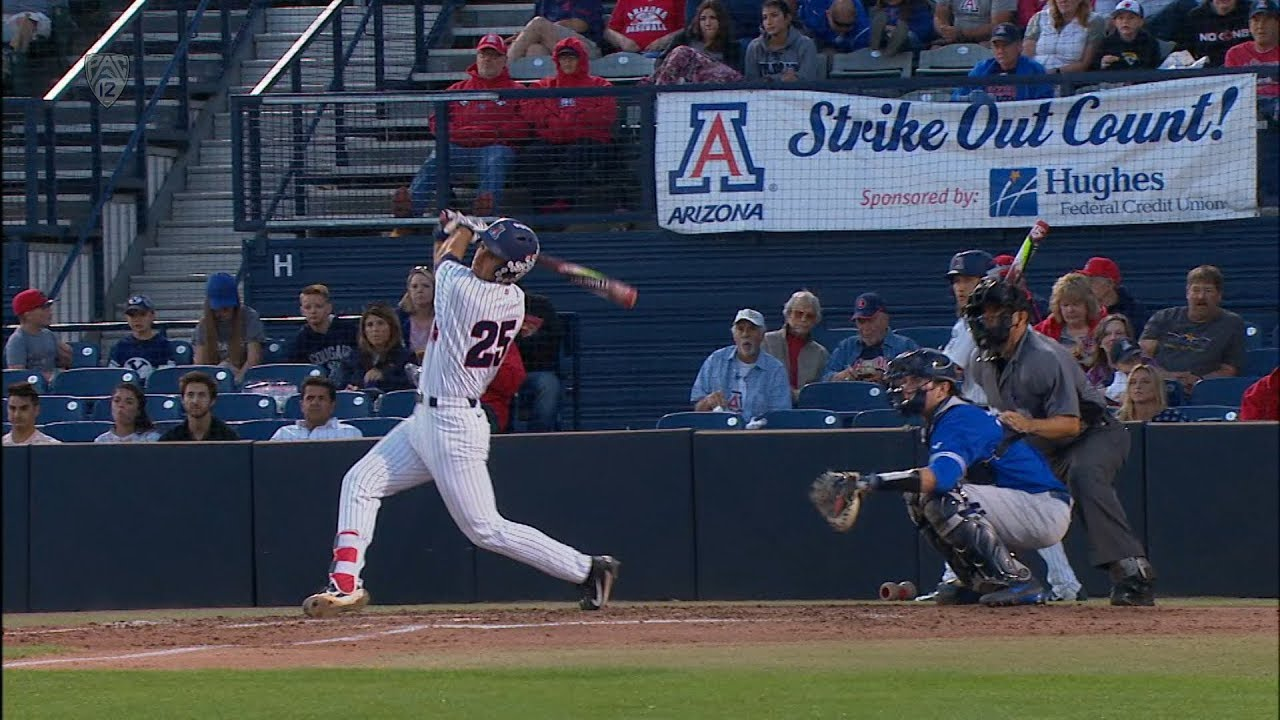 recap-arizona-baseball-uses-strong-starting-pitching-to-defeat-byu-and-win-11-of-the-their-last-13