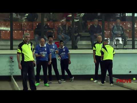 Bocce  2017/18  B Montecatini-Avis vs Ancona-2000