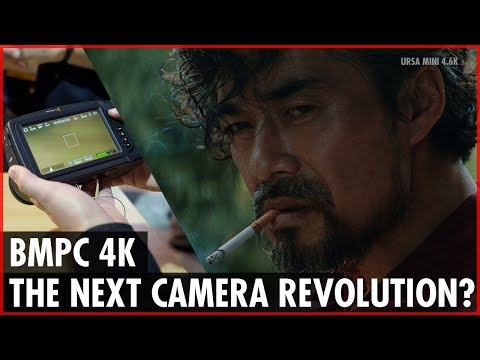 Blackmagic 4K Pocket: CINEMATIC FILM LOOK for everybody