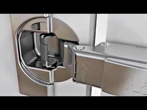 Keuken Scharnieren Monteren : Blum scharnieren voordelig bij kastenkeuken youtube