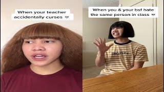 Me Vs Classmate Funny Tik Tok Compilation 2021 #11