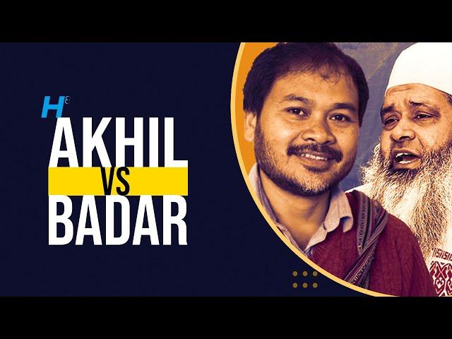 Akhil vs Badaruddin Ajmal! Who is more popular in Miya Dominant Areas? #Akhil #AIUDF #Ajmal