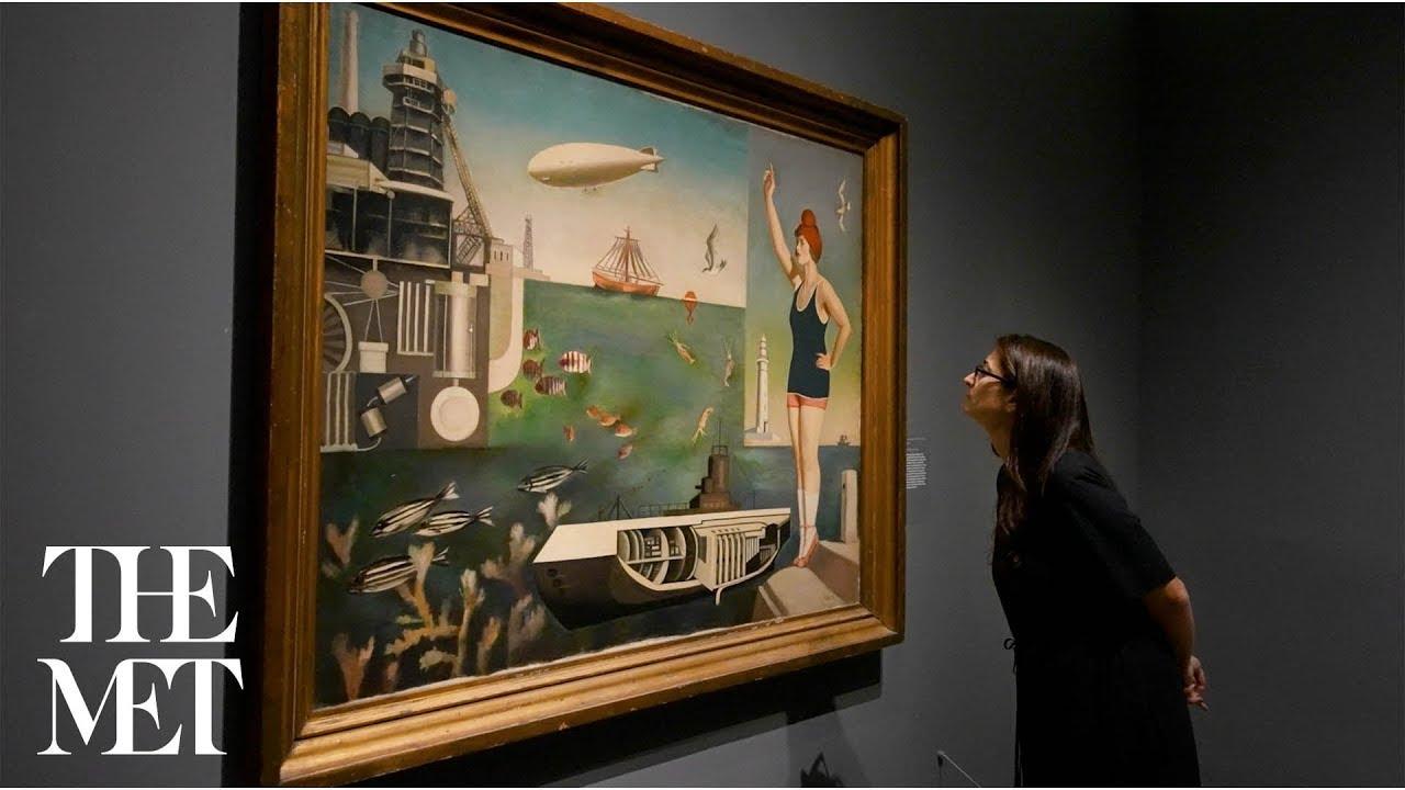 Surrealism Beyond Borders Virtual Opening | Met Exhibitions