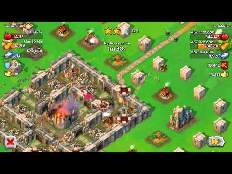Age Of Empires Castle Siege | Best Combo Conrad With Alexander, Trebuchet Level Iv