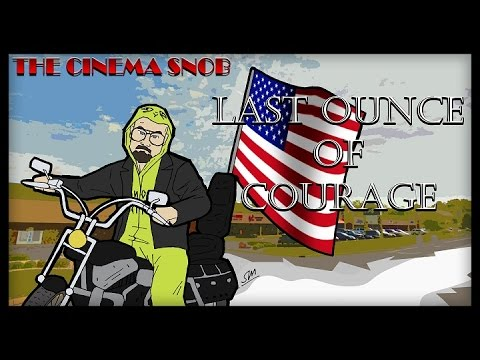 The Cinema Snob: LAST OUNCE OF COURAGE