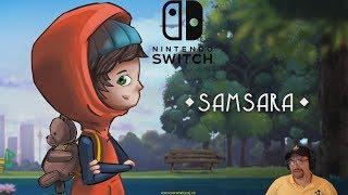 Samsara | Orijinal karikatür bulmaca oyunu | Nintendo 1440p | CZ Geçin