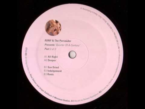ADNY & The Persuader - All Right
