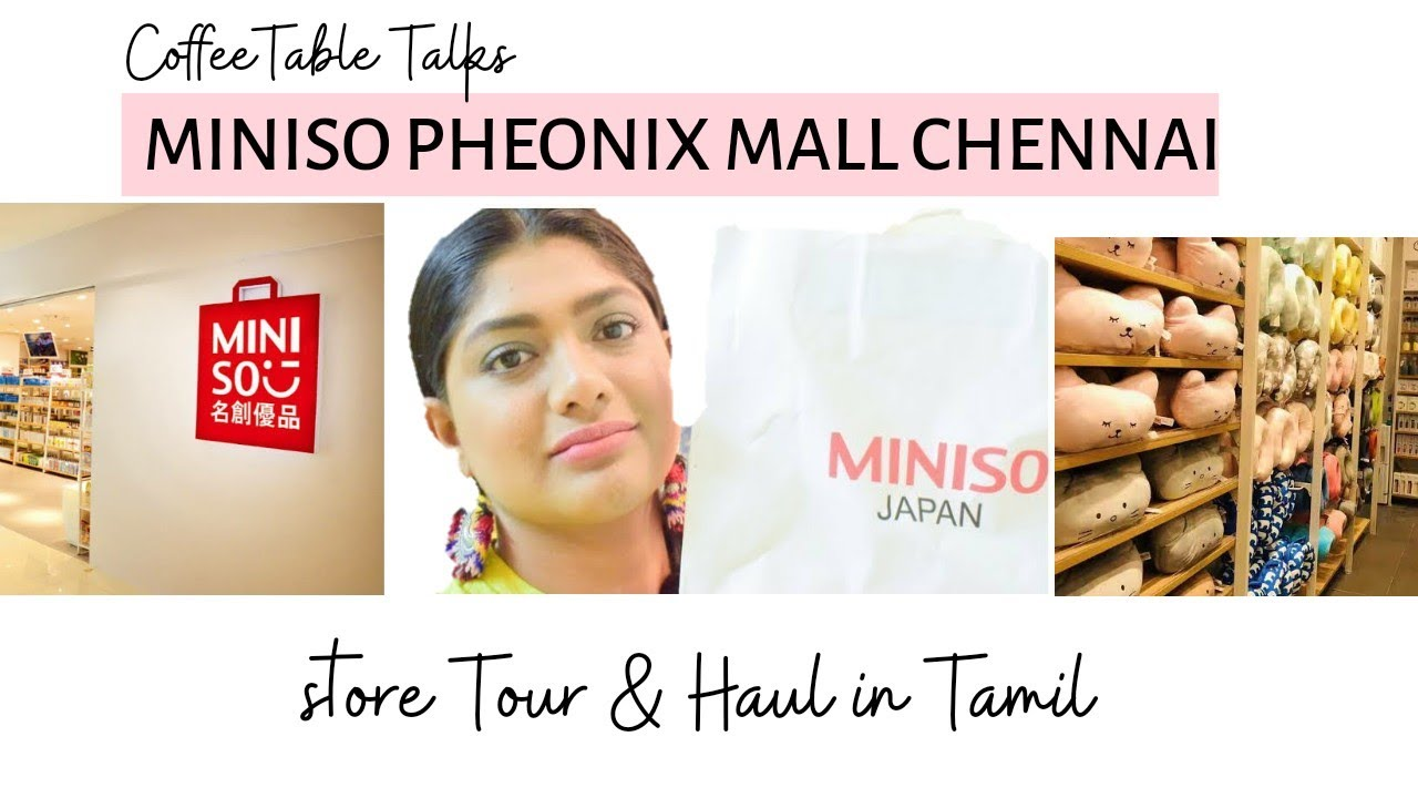 Miniso Haul Store Tour Cheap Products For 150