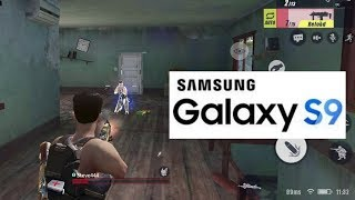 RULES OF SURVIVAL Galaxy S9 Gaming Test Max Settings [Exynos 9810]