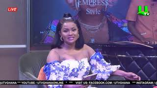United Showbiz with Empress Nana Ama McBrown - Ft. Fela Makafui, Funny Face, A Plus (23/01/2020)