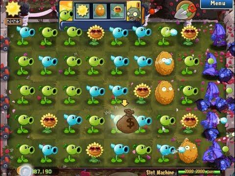 Plants vs Zombies 2 Made by PAK in China Valentinez Mod - by ZheZheZ Bilibili