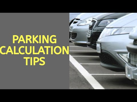 parking-calculation-for-(-hospitals,schools,malls,restaurant,church,-hotels)