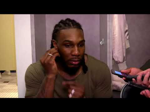Jae Crowder brings a unique toughness to the Cavaliers, Warriors rivalry