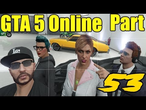 The FGN Crew Plays: Grand Theft Auto 5 Online #53 - Severe Weather Patterns (PC)