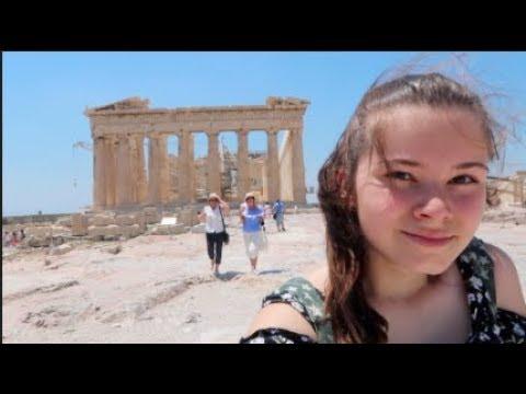 Athens,  Greece 2017 // Travel Vlog