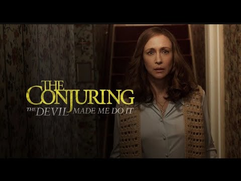 Download The Conjuring 3 - Official Trailer #1 (2021) Horror Movie HD (Concept Trailer)