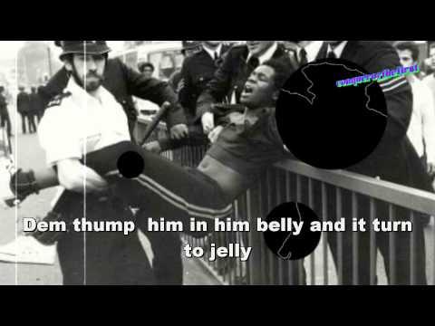 ☥ ((( Linton Kwesi Johnson , 2013 VIDEO ☥ Sonny's Lettah ☥ ))) + ((( Lyrics )))