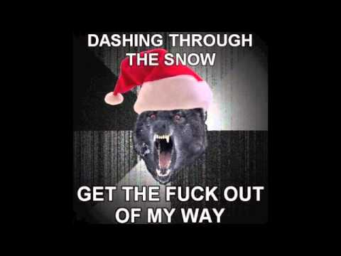 angry christmas song