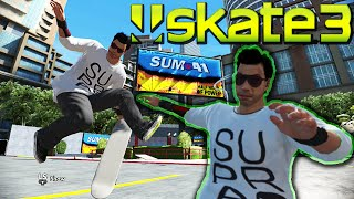 Skate 3 - Fat Albert Goes Ham at Fan Created Parks