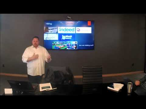 Meetup - Chris Nelson, Top Line Group - March 7, 2018