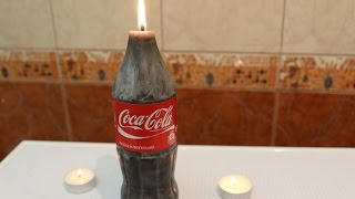Video How to Make Coca Cola Candle | DIY Recipe download MP3, 3GP, MP4, WEBM, AVI, FLV Januari 2018