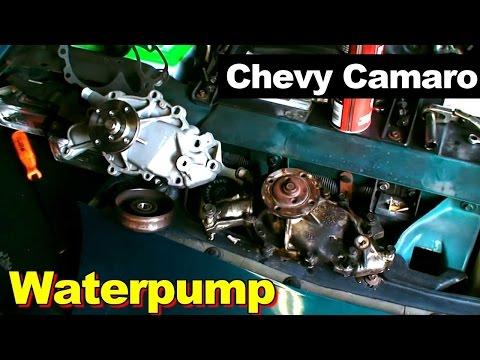 Heater hose replacement chevrolet camaro 1993 2002 doovi for 2000 camaro window motor replacement