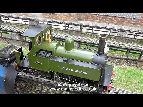 A VISIT TO URMSTON AND DISTRICT MODEL ENGINEERING SOCIETY