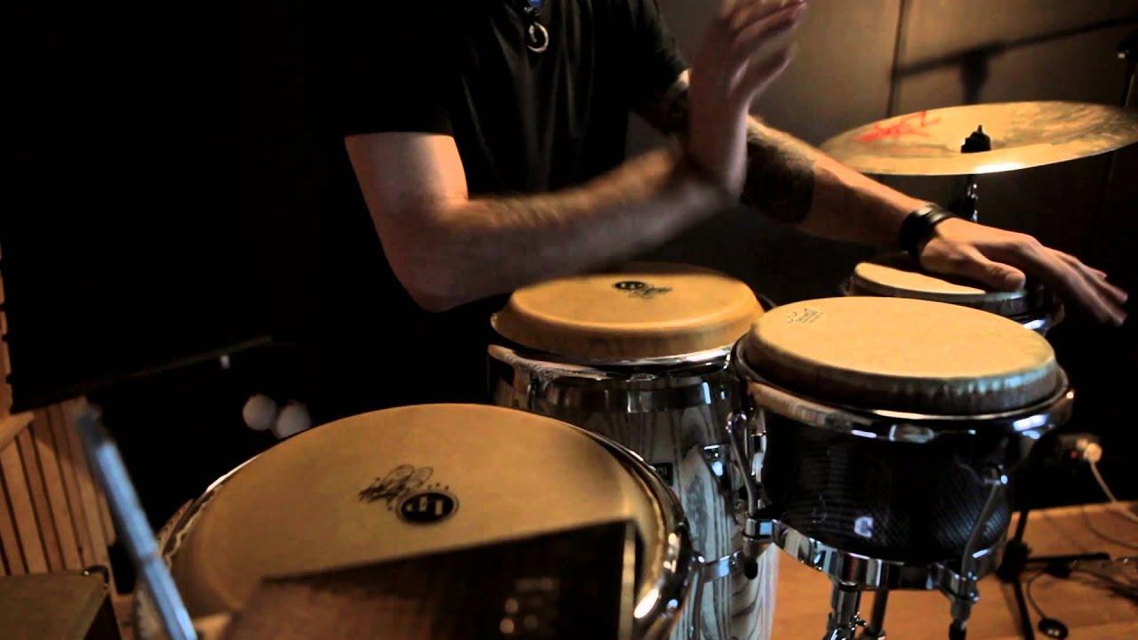 Daryl Ingleton - Percussionist - Conga & Bongo Solo