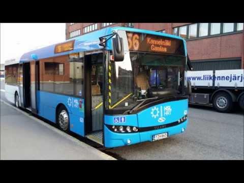 My citybus photos from Helsinki  Kuvia Pohjolan Liikenteen kaupunkibusseista Helsingissä