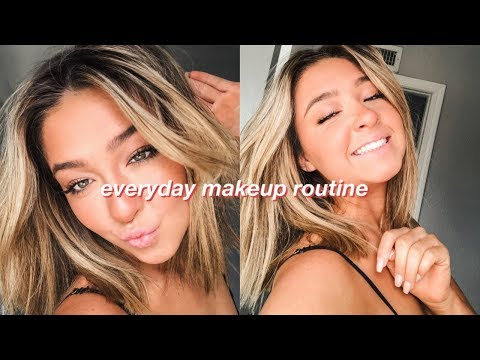 my everyday makeup routine (how to catfish everyone u know)